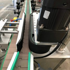 פרטי מכונת תיוג דו צדדית אוטומטית מלפנים ומאחור