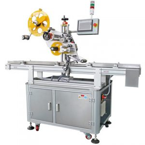 מכונת תיוג אוטומטית שליטת Plc