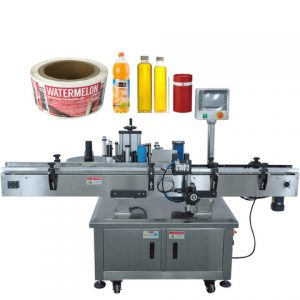 Automatic Flat Top Label Applicator