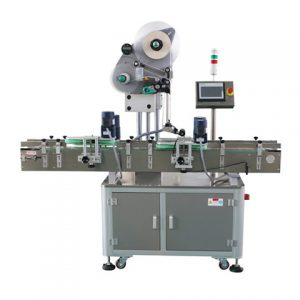 Automatic Labeling Machine Equipment For Food Beverage Packaging