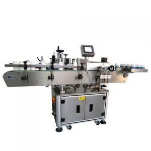 Glass Jar Round Bottle Labeling Machine