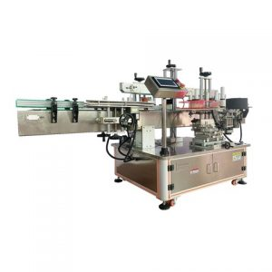 Wire Roll Top Labeling Machine