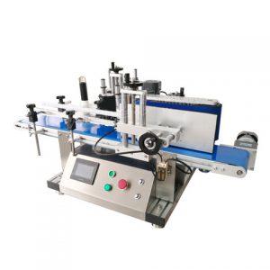 מכונת תיוג בקבוקי בקבוק אוטומטית