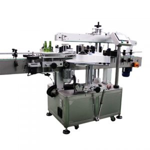 Full Automatic Glass Bottle Labeling Machine For Sale