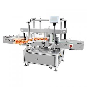 Battery Labeling Machine
