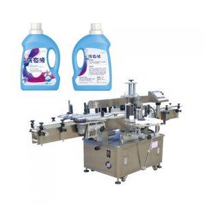 Customized Automatic Glass Honey Round Bottle Labeling Machine