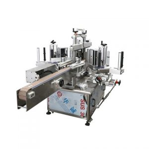 Full Automatic Round Ketchup Bottle Labeling Machine