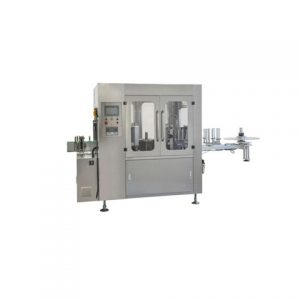 Automatic Hand Wash Bottle Labelling Sticker Labeling Machine