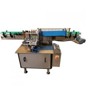יצרני מכונות תיוג בקבוקי משקפיים אוטומטיים
