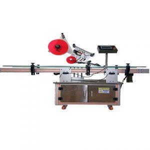 מכונת תיוג עם מכשיר להדפסת תאריך