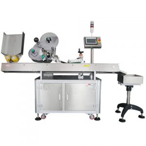 With Warranty Full Auto Tinlabeling Machine