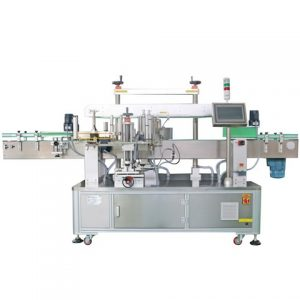 Upgraded Cigarette Side Top Plane Surface Labeling Machine