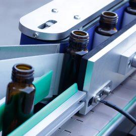 פרטי מכונת תוויות בקבוק עגולה אנכית אוטומטית