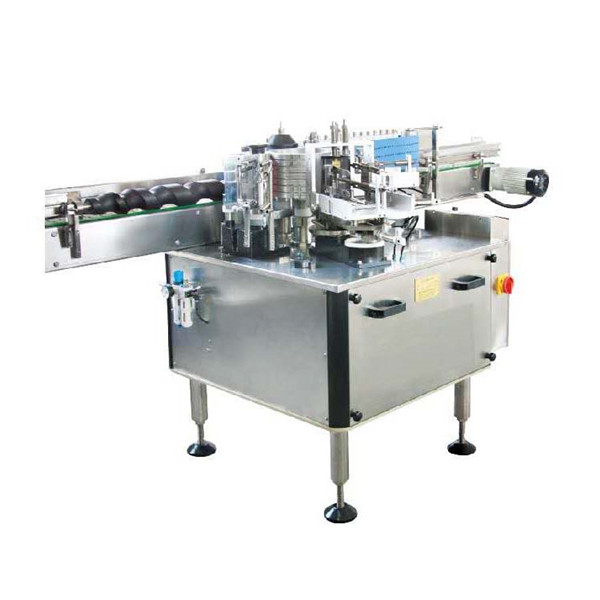מכונת תיוג דבק רטוב אוטומטית